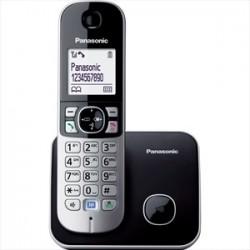 Cordless Panasonic TG6811JTB black