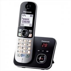 Cordless Panasonic TG6821JTB black