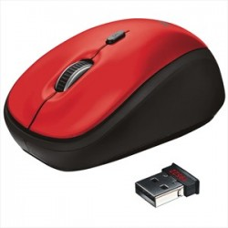Mouse Trust IVY red