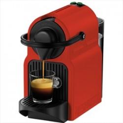 Macchina Caffe' Krups Inissia Nespresso rossa