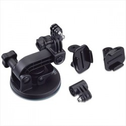 Kit GoPro Suction Cup+