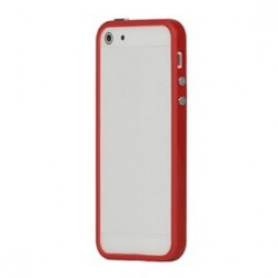 Custodia per iPhone 5, 5S, Red