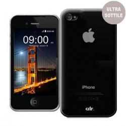 Custodia compatibile ultra slim iPhone 4, 4s