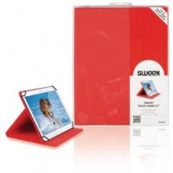 "Custodia Sweex universale per tablet 9.7"" rosso"