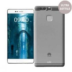 Custodia compatibile ultra slim Huawei P9 white