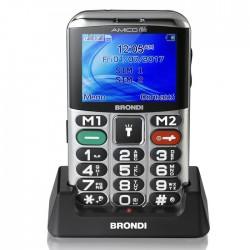 Cellulare Brondi Amico Chic black ITALIA