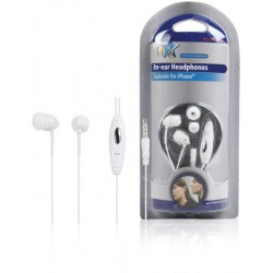 Auricolare Cdr Pop (compatibile) white