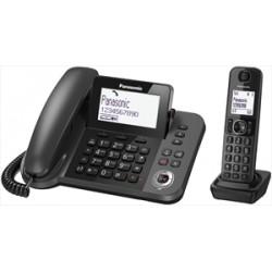Telefono Panasonic+Cordless TGF320EXM
