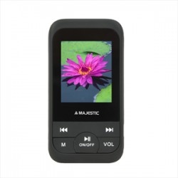 Lettore MP4 Majestic SDA8071R black