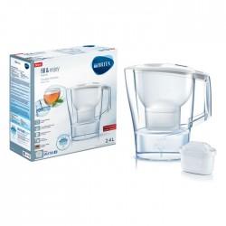 Caraffa filtrante Brita Aluna MX+ white