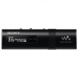 Lettore MP3 Sony NWZB183 black