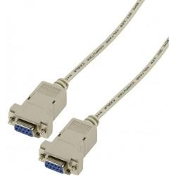 Cavo HQ per modem 9+9 pin 1,8mt