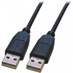 Cavo HQ USB maschio - USB maschio alta velocita' 1,8mt