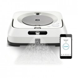 Robot iRobot Roomba Braava Jet M6 bianco