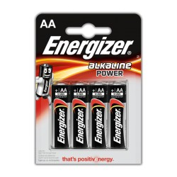 Batterie Energizer Stilo Power AA (conf. 4pz)