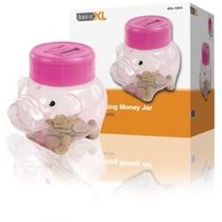 Salvadanaio contamonete BasicXL Porcellino BXLCB55