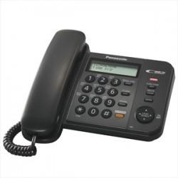 Telefono Panasonic KXTS580EX1B black