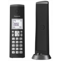 Cordless Panasonic TGK210JTB black