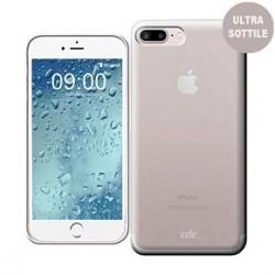 Custodia compatibile ultra slim iPhone 7 Plus white