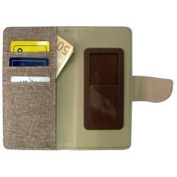 Custodia universale 15,5 x 7,5 x 1,1 cm beige/beige