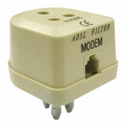 Filtro ADSL 3 contatti