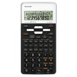 Calcolatrice Sharp EL531TH white