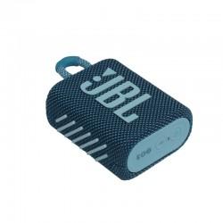 Diffusore acustico JBL GO3 blue