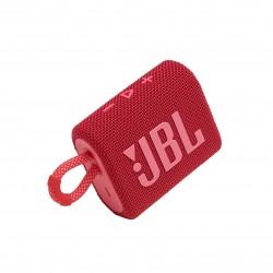 Diffusore acustico JBL GO3 red
