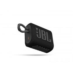 Diffusore acustico JBL GO3 black