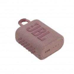 Diffusore acustico JBL GO3 pink