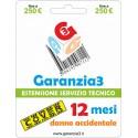 Estensione garanzia Cover € 250 Business Company