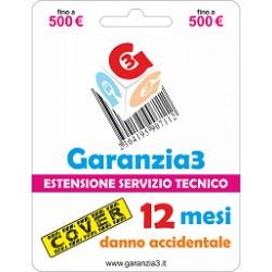 Estensione garanzia Cover € 500 Business Company