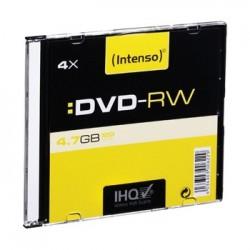 DVD-RW Slim Intenso 10pz