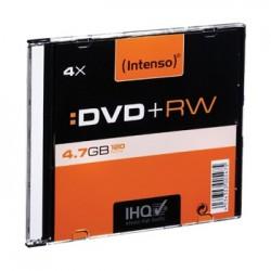 DVD+RW Slim Intenso 10pz
