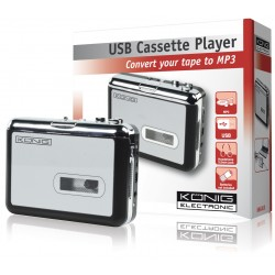 Walkman-Convertitore MP3 Konig HAVCA10