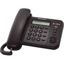 Telefono Panasonic KXTS560EX1B black